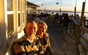 Cille-and-Rob-at-the-docks